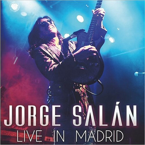 Jorge Salan - Live In Madrid (2018)