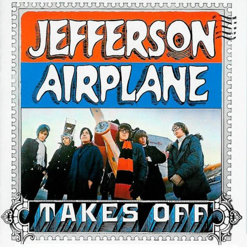 Jefferson Airplane - Discography (1966-1989)
