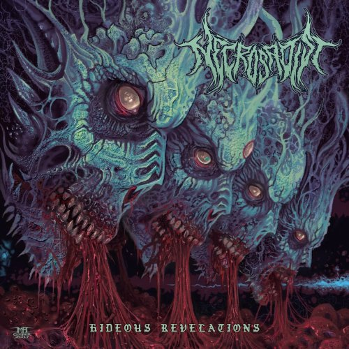 Necrosadist - Hideous Revelations (2018)