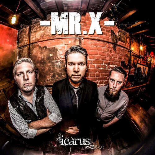 Mr.x - Icarus (2018)