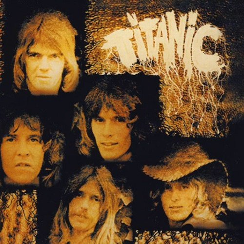 Titanic - Sea Wolf [Reissue 2000] (1971)