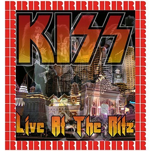 Kiss - The Ritz, New York, August 13th, 1988 (HD Remastered Edition) (2018)