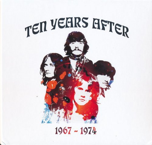 Ten Years After - Ten Years After 1967-1974 (2018) (10CD Box Set, Limited Edition)