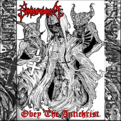 Demonification - Obey The Antichrist (2018)