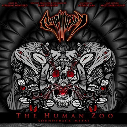 Amplitusion - The Human Zoo (2018)