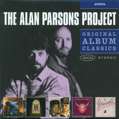 The Alan Parsons Project - Original Album Classics [5CD Box Set] (2010)