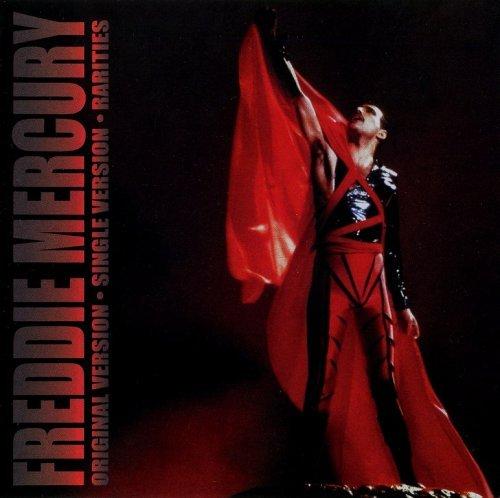 Freddie Mercury - Original Version. Single Version. Rarities (2018)