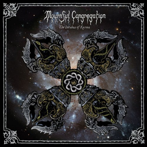 Mournful Congregation - The Incubus of Karma (2018)