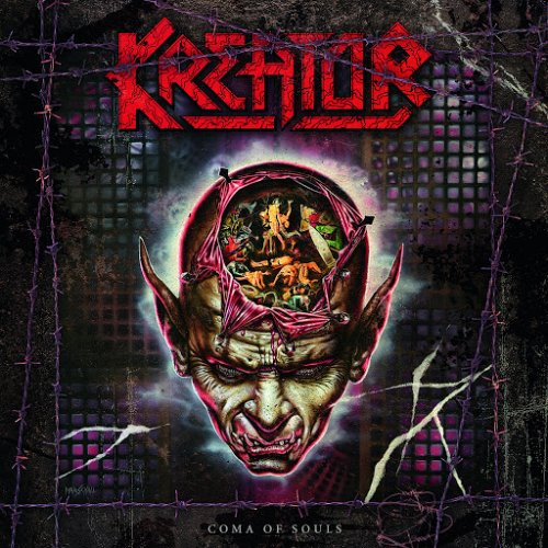 Kreator - Coma of Souls (2018 Remastered)