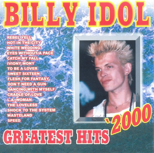 Billy Idol - Discography (1982-2018)