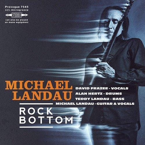 Michael Landau - Rock Bottom (2018) lossless