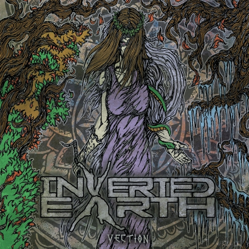 Inverted Earth - Vection (EP) (2018)
