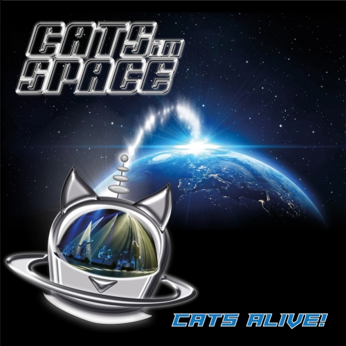 Cats in Space - Cats Alive! (2018)