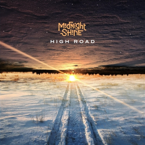 Midnight Shine - High Road (2018)