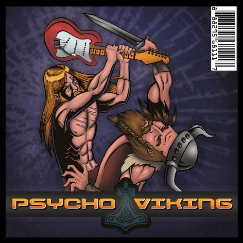 Patrick Unruh - Psycho Viking (EP) (2018)