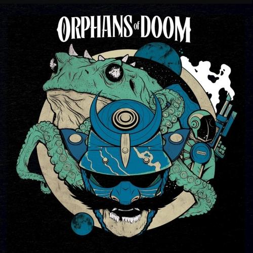Orphans of Doom - Strange Worlds / Fierce Gods (2018)