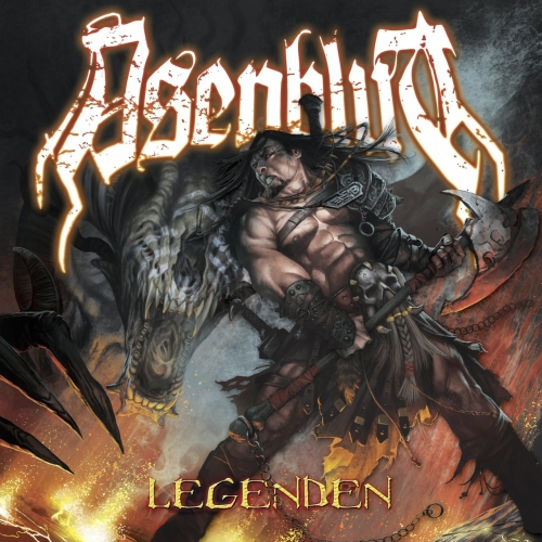 Asenblut - Legenden (EP) (2018)