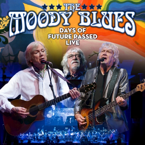 The Moody Blues - Days of Future Passed Live (2018) (BDRip 720p)