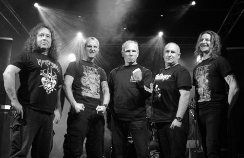 Blood - Discography (1986-2003)