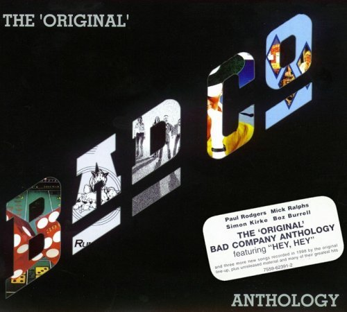 Bad Company - The 'Original' Bad Co Anthology (1999)