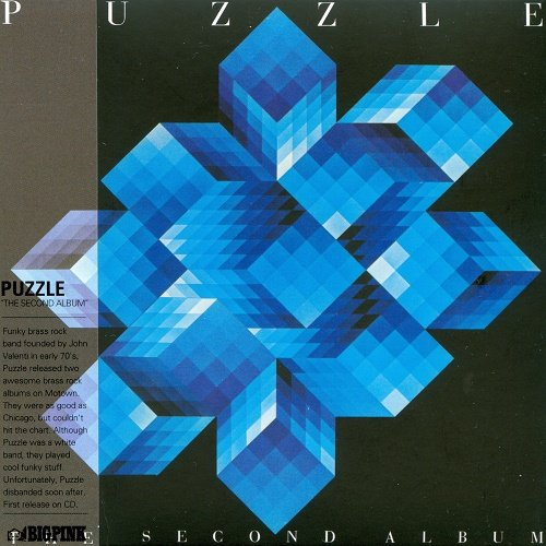 Puzzle - The Second Album [Remastered 2018] (1974) lossless