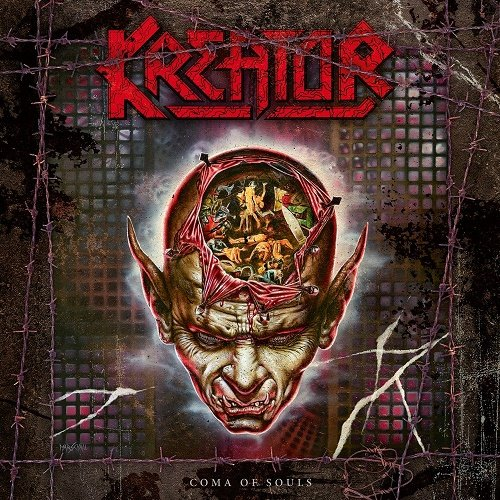 Kreator - Coma Of Souls [Remastered 2018] (1990) lossless