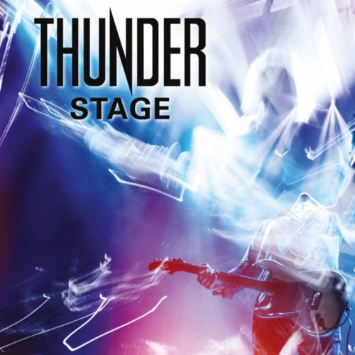 Thunder - Stage (Live At Cardiff Motorpoint Arena 2017) (2018) (BDRip 1080p/Blu-ray)