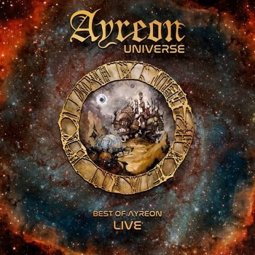 Ayreon - Ayreon Universe - Best Of Ayreon Live (2018) (BDRip 720p)