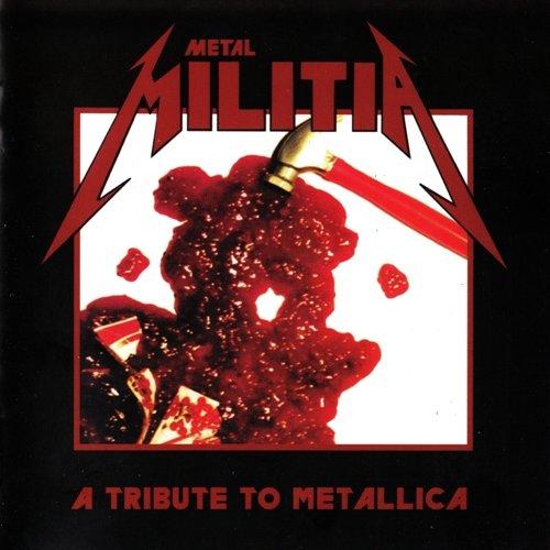 Various Artists - Metal Militia - A Tribute To Metallica (1994) (Reissue 2004)
