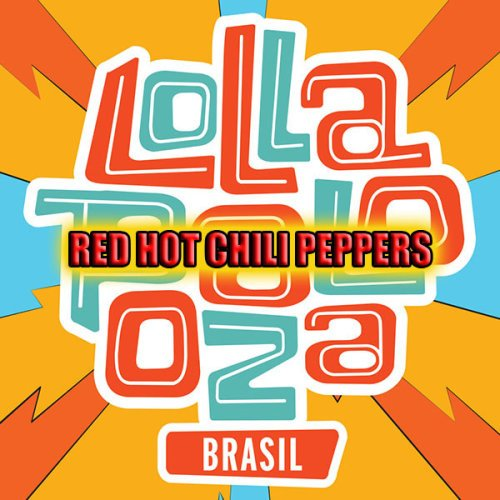 Red Hot Chili Peppers - Lollapalooza Brazil (2018) (HDTV)