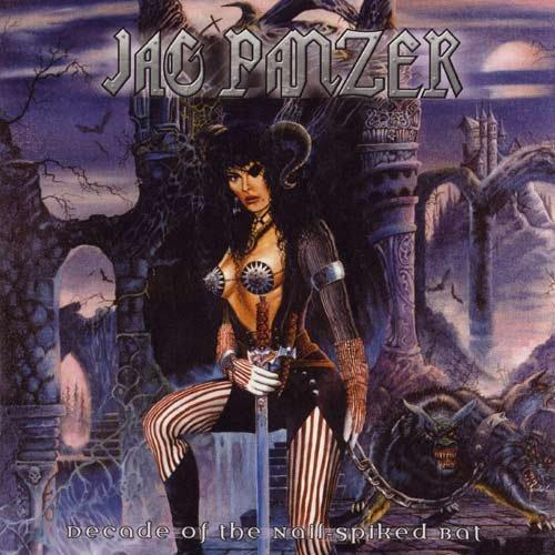 Jag Panzer - Discography (1983 - 2017)