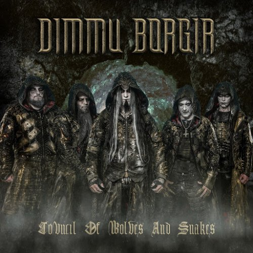 Dimmu Borgir - Council Of Wolves And Snakes (EP) (2018)