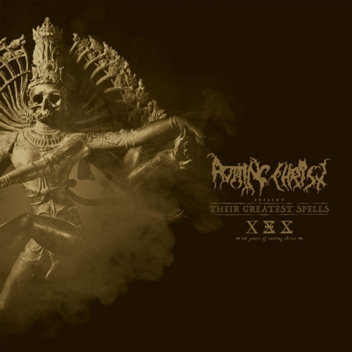 Rotting Christ - Their Greatest Spells: 30 Years of Rotting Christ (2 CD digipak) (2018)