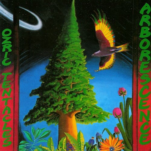 Ozric Tentacles - Arborescence (1994) lossless