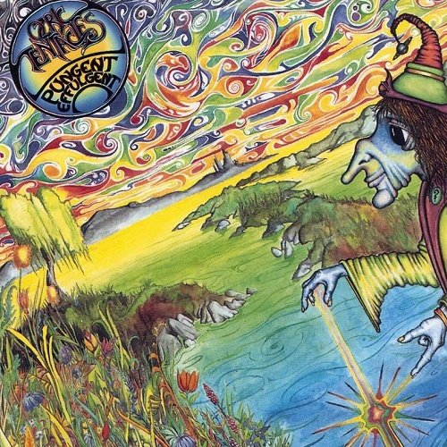 Ozric Tentacles - Pungent Effulgent (1990) lossless