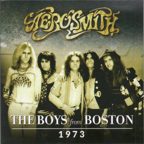 Aerosmith - The Boys From Boston: The Early Years 1973 - 1976 (8CD Box Set) (2017)