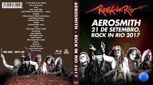 Aerosmith - Rock in Rio (2017) (HDTV)