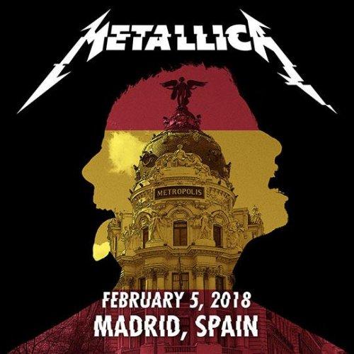 Metallica - LiveMetallica (2018) (6 concerts)