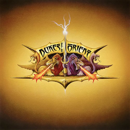 Dukes Of The Orient - Dukes Of The Orient (2018) lossless