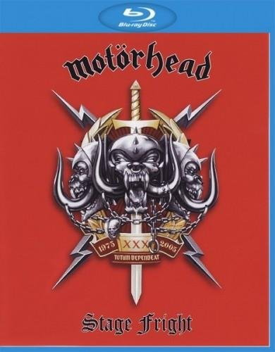 Motorhead - Stage Fright (Live 2005) (2014) (BDRip 1080p)