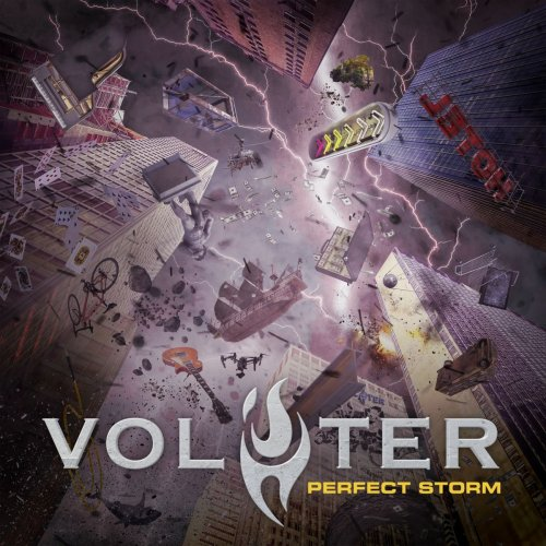 Volster - Perfect Storm (2018)