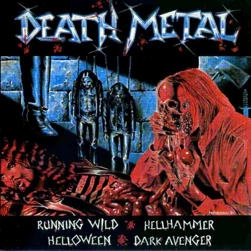 Hellhammer - Discography (1983-2016)