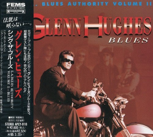 Glenn Hughes - L.A. Blues Authority Volume II - Blues (Japan Edition) (1993)
