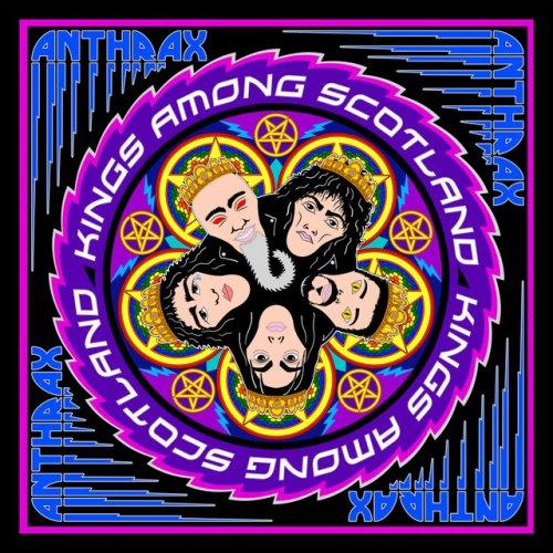 Anthrax - Kings Among Scotland (2CD) (2018) + DVD