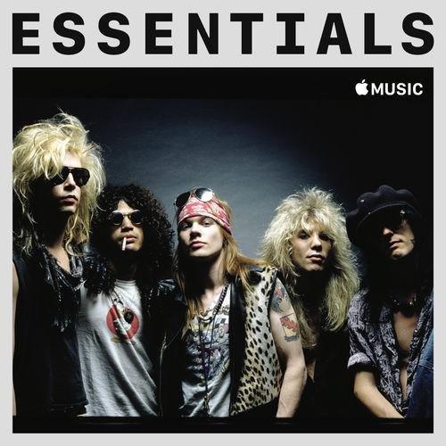 Guns N' Roses - Essentials (2018) (Compilation)