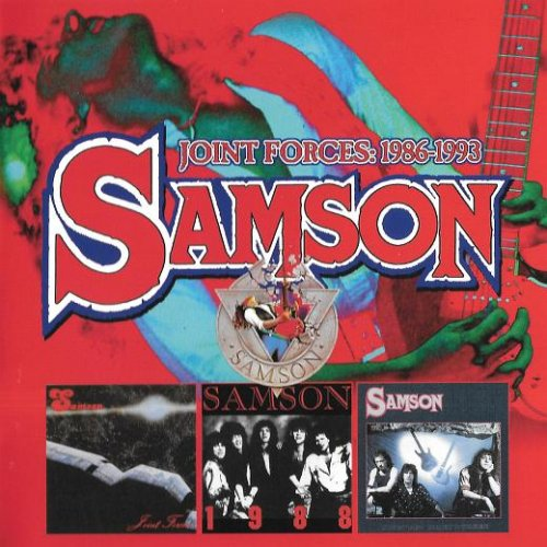 Samson - Joint Forces: 1986-1993 (Expanded Edition remastered 2017)