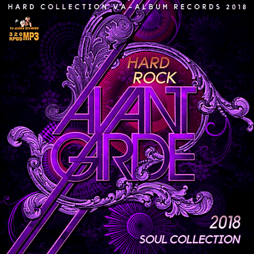 various artists avantgarde hard rock 2018 getmetal club new metal and core releases. Black Bedroom Furniture Sets. Home Design Ideas