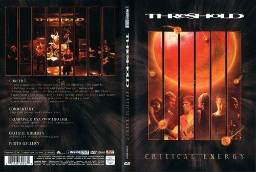 Threshold - Critical Energy (2004) (DVD)
