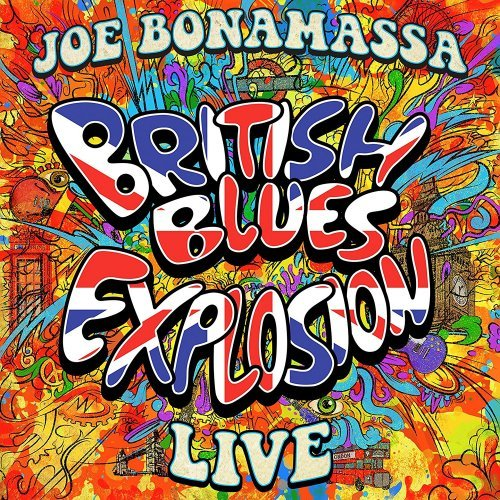 Joe Bonamassa - British Blues Explosion Live (2018) (+BLU-RAY)