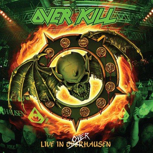 Overkill - Live in Overhausen  [2CD] (2018)